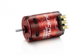 Hobbywing Бесколлекторный сенсорный мотор QuicRun 8.5T:3650 для шоссейных и дрифтовых моделей масштаба 1:10