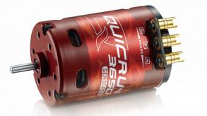 Hobbywing Бесколлекторный сенсорный мотор QuicRun 17.5T:3650 для шоссейных и дрифтовых моделей масштаба 1:10
