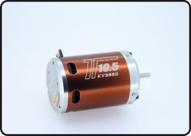 OMG Бесколлекторный сенсорный мотор OMG 10.5T:3650 для шоссейных и дрифтовых моделей масштаба 1:10