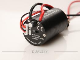 Dualsky Бессенсорная бесколлекторная система Dualsky RR series 35A & 1850Kv для масштаба 1:10