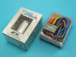 Dualsky Сенсорная бесколлекторная система Dualsky TC.TF.SPEC04 deluxe edition 10.5T для on-road моделей масш