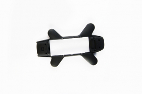 XIRO Запчасти Upper fuselage Black