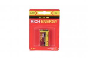 Rich Energy Батарейка Крона