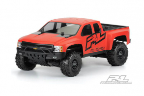Proline Кузов SC 1:10 - Chevy Silverado HD (for Slash, Slash 4X4, SC10)