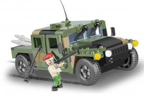 COBI Конструктор автомобиль NATO Armored ALL-Terrain Vehicle