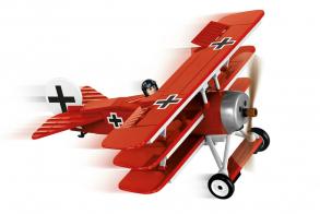 COBI Конструктор самолет Fokker Dr.1 Red Baron