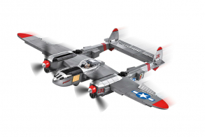 COBI Конструктор самолет P-38L Lightning