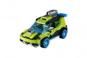 LEGO Игрушка Криэйтор Суперскоростной раллийный автомобиль