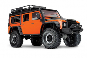 TRAXXAS TRX-4 1:10 Land Rover 4WD Adventure Edition