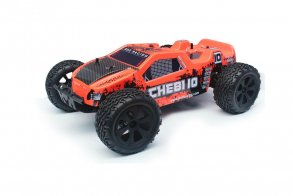 BSD Трак 1:10 4WD - Chebi10 (Коллекторнная, 1800мАч, Ni-Mh, 2.4G)