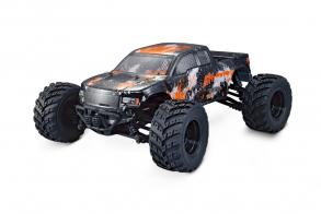 HBX Монстр трак 1:12 4WD Электро  - Survivor MT (1500мАч LiIon, метал дифференциалы, влагозащита, синий