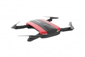 JXD Квадрокоптер - Tracker  (Селфи дрон, FPV, удержание высоты-барометр)