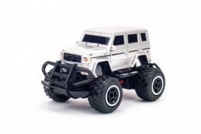 HC-Toys Minicross Car 1:43 White