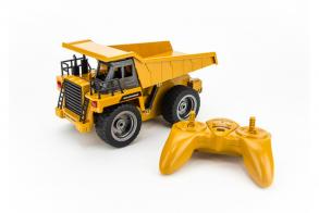 HC-Toys Радиоуправляемый грузовик Caterpillar