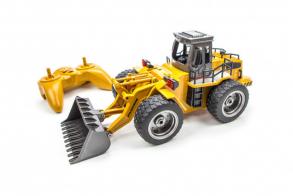 HC-Toys Радиоуправляемый бульдозер Bulldozer