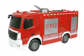 Double E Спецтехника пожарная машина