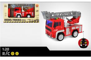 WenYi Спецтехника пожарная машина 1:20