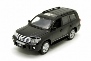 HC-Toys Машина р:у 1:14 Toyota Land Cruiser 200