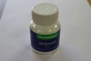 Polymorfus Набор Полиморфус 50г + краситель зеленый 0,05г