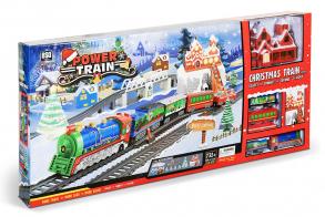 BSQ Железная дорога Новогодний экспресс (732 см)