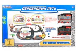 HC-Toys Железная дорога Переведи стрелки (392 см)