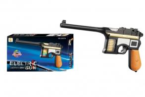 HC-Toys Пистолет на батарейках Mauser