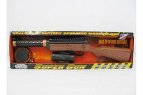 HC-Toys Пулемет на батарейках 6914