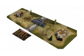 HC-Toys Поле боя для танков, 1:72