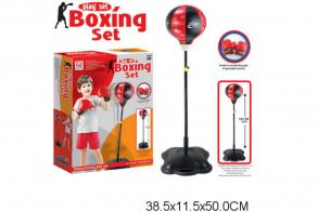 HC-Toys Набор для бокса Груша на стойке+перчатки