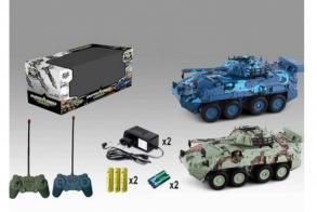 HC-Toys Танковый бой 2 бронетранспортера