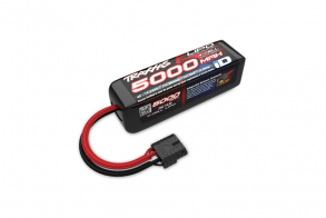 TRAXXAS Battery 5000mAh 14.8v 4-Cell 25C LiPo Battery