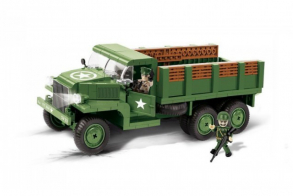 COBI GMC CCKW 353 Transport Truck