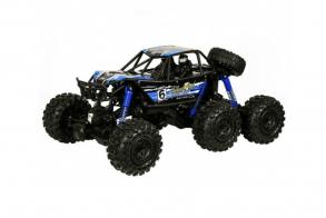 HC-Toys Машина р:у 1:8 Краулер 6x6