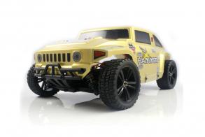 Iron Track Шорткорс 1:10 4WD Электро - Iron Track Hummer RTR, Бесколлекторная система, Влагозащита, Аккумулятор