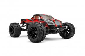 Iron Track Монстр 1:10 4WD Электро - Iron Track Bowie RTR, Brushless, Влагозащита, Аккумулятор, З:У