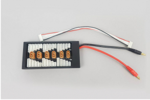 Fuse Parallel Charging Board with XT60 Connectors