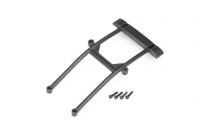 TRAXXAS запчасти Body support: 3x12mm CS (4)