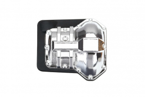 TRAXXAS запчасти Differential cover, front or rear (chrome-plated)