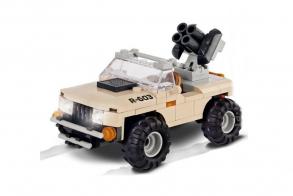 COBI Desert Artilery Vehicle