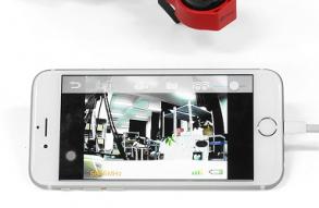 Eachine Видеоприемник Eachine R051 150CH 5.8G для Iphone:Android:PC