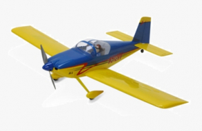 Efly-Hobby Радиоуправляемый самолет RV-9 450, электро, ARF