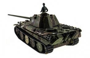 Разное Радиоуправляемый танк Taigen 1:16 Panther TYPE F HC 2.4 Ghz (пневмо) 1FHC-IR