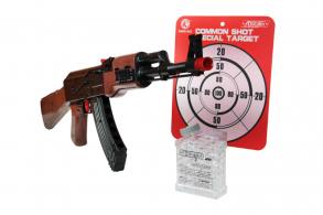 HC-Toys Автомат AK-47 2 режима стрельбы с гелевыми пулями