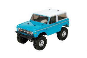 Vaterra Радиоуправляемый краулер Vaterra 1:10 Ford Bronco Ascender 4WD 2.4 Ghz, электро, RTR