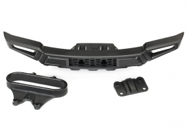 TRAXXAS запчасти Bumper, front: bumper mount, front: adapter (fits 2017 Ford Raptor)