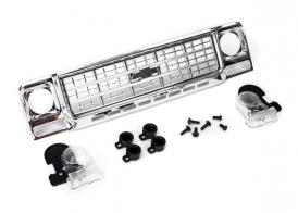 TRAXXAS запчасти Grille, Chevrolet Blazer (1979): grille retainers (4): headlight housing (2): lens (2): 2.6x8 BCS (4