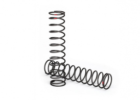 TRAXXAS запчасти Springs, shock (natural finish) (GTX) (1.538 rate) (2)