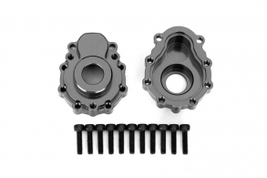 TRAXXAS запчасти PORTAL HOUSINGS, OUTER, 6061-T6