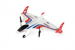 WLTOYS Радиоуправляемый самолет WLToys XK-Innovation X520 RTF (вертикальный взлёт)