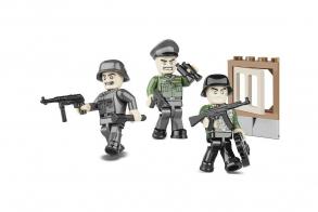 COBI German Soldiers